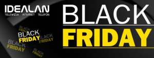 Black Friday w Idealanie [Plakat]